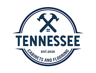 Tennessee Cabinets and Flooring logo design by Optimus