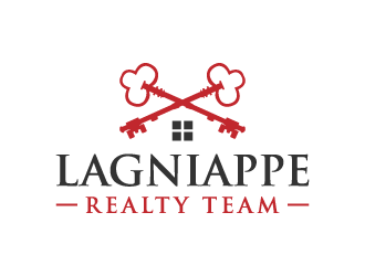 Lagniappe Realty Team logo design