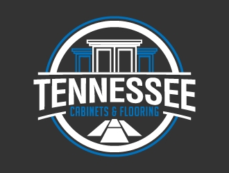 Tennessee Cabinets and Flooring logo design by jaize