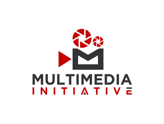 The Multimedia Initiative logo design