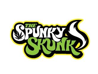 The Spunky Skunk logo design