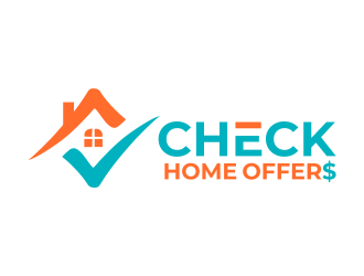 Check Home Offers logo design