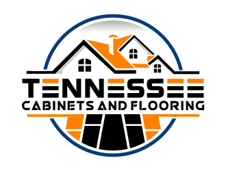 Tennessee Cabinets and Flooring logo design by akhi