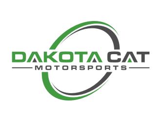 Dakota Cat Motorsports logo design by nurul_rizkon