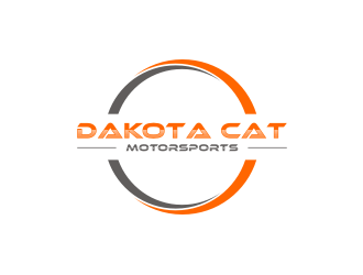 Dakota Cat Motorsports logo design by asyqh
