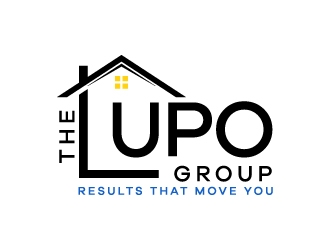 The Lupo Group logo design