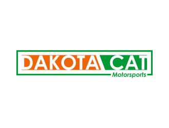 Dakota Cat Motorsports logo design by kanal
