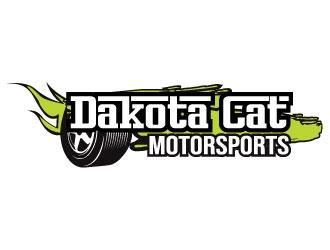 Dakota Cat Motorsports logo design by rosy313