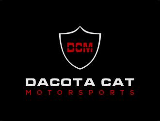 Dakota Cat Motorsports logo design by citradesign