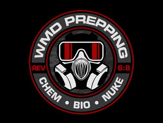 WMD Prepping logo design
