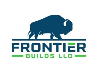 Frontier Builds LLC logo design