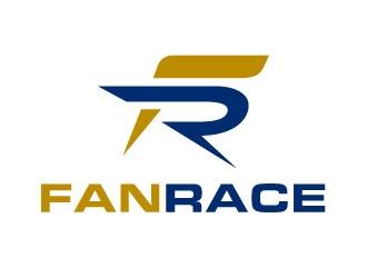 FanRace logo design