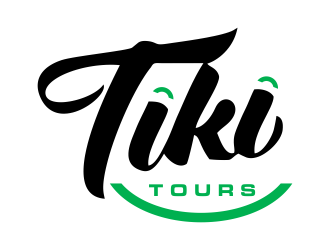 Tiki Tours BUT we want the focus on TIKI  logo design