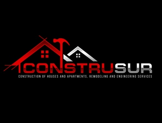 construsur logo design