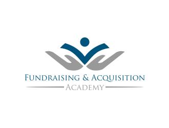 Fundraising & Acquisition Academy logo design by logitec