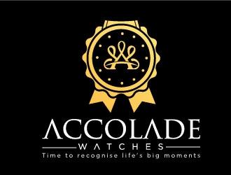 Accolade Watches Logo Design