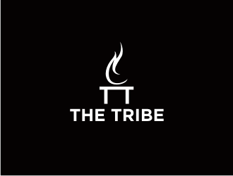 The Tribe logo design