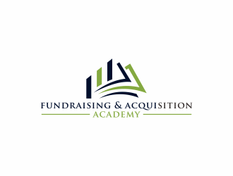 Fundraising & Acquisition Academy logo design by checx
