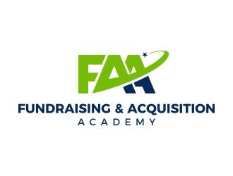 Fundraising & Acquisition Academy logo design by naldart
