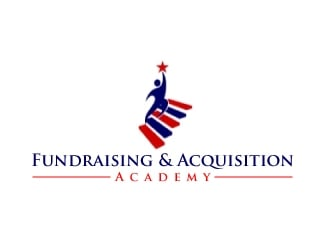 Fundraising & Acquisition Academy logo design by AamirKhan
