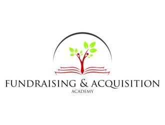 Fundraising & Acquisition Academy logo design by jetzu
