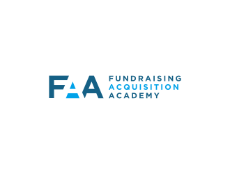 Fundraising & Acquisition Academy logo design by juliawan90