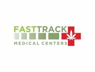 FastTrack Medical Centers logo design