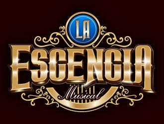 La Escencia Musical logo design