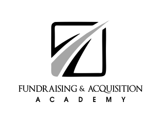 Fundraising & Acquisition Academy logo design by JessicaLopes