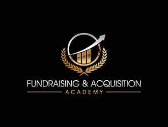 Fundraising & Acquisition Academy logo design by torresace