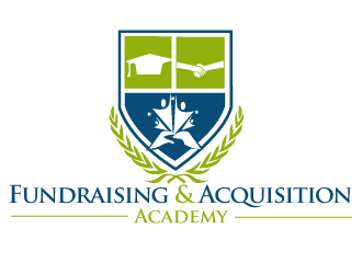 Fundraising & Acquisition Academy logo design by bloomgirrl