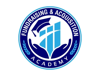 Fundraising & Acquisition Academy logo design by jaize