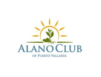 Alano Club of Puerto Vallarta logo design by josephope