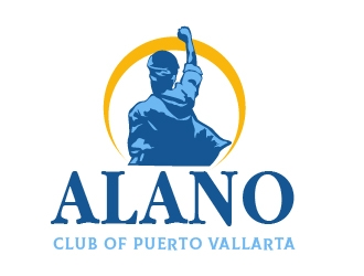 Alano Club of Puerto Vallarta logo design by logy_d