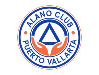 Alano Club of Puerto Vallarta logo design by Dakon
