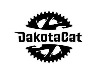 Dakota Cat Motorsports logo design by JessicaLopes