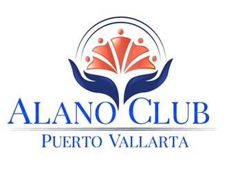 Alano Club of Puerto Vallarta logo design by DreamLogoDesign