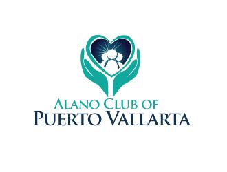 Alano Club of Puerto Vallarta logo design by bloomgirrl