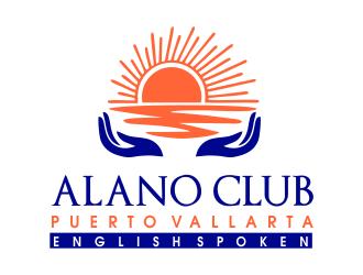 Alano Club of Puerto Vallarta logo design by JessicaLopes