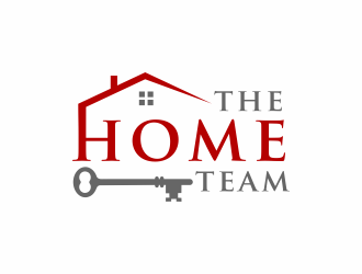 The Home Team logo design