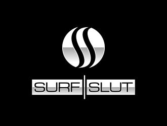 SURFSLUT logo design
