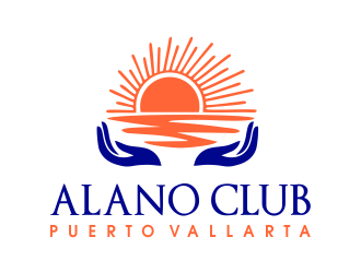 Alano Club of Puerto Vallarta logo design