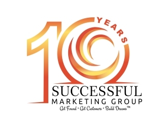 Successful Marketing Group logo design
