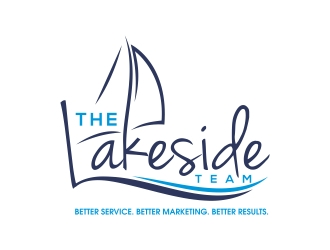 The Lakeside Team  logo design