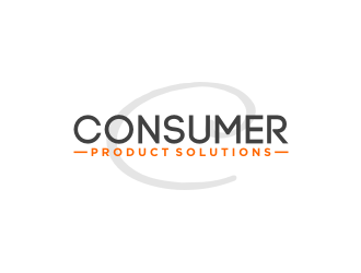Consumer Product Solutions logo design