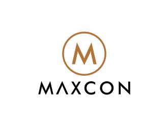 Maxcon logo design