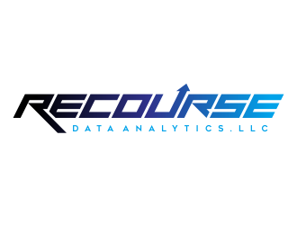 Recourse Data Analytics LLC logo design