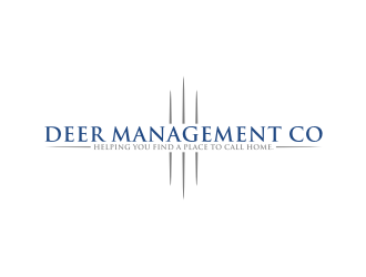Deer Management Co logo design