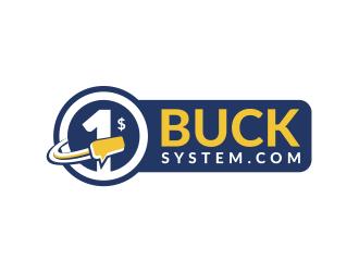 1BuckSystem.com logo design