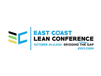 East Coast Lean Conference logo design